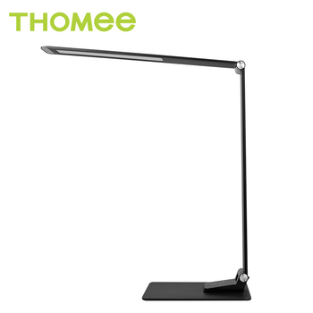 Modern Design Eye Protection Dimmable and Folding Led Desk Lamp with USB