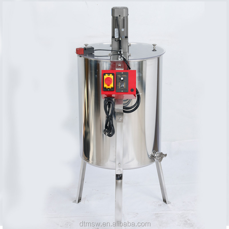 4 frames electrical Honey bee Extractor, extractor de miel,estrattore di miele