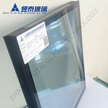 high quality hollow clear decorative glass block