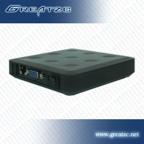 ZC-01 Small and Exquisite Multi User PC Station With 16 Bit Supporting 30 Users