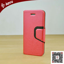 new design leather mobile phone case,mobile case