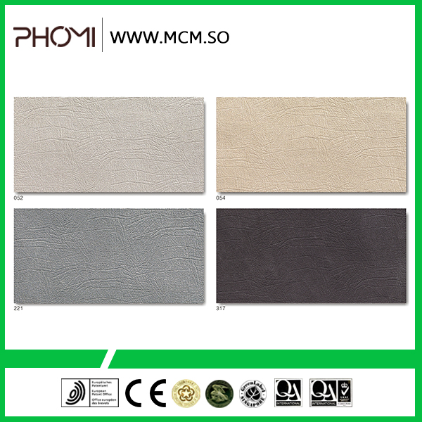 Hot-Selling high quality low price waterproof antiskid leather water proof wall tiles