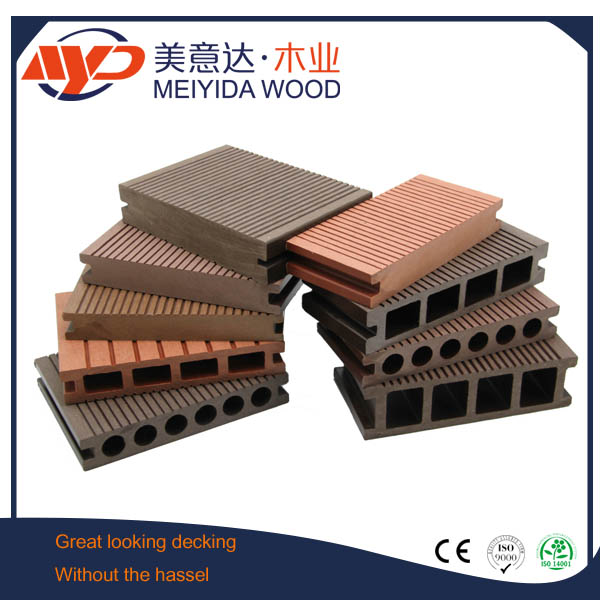 cheap exterior decking composite waterproof boat decking material