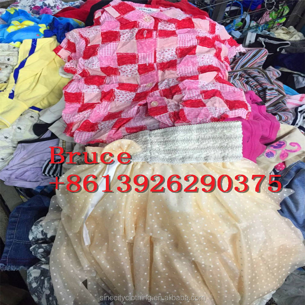 Cheap price selling used second hand clothes in usa