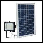 Waterproof Solar Flood Light