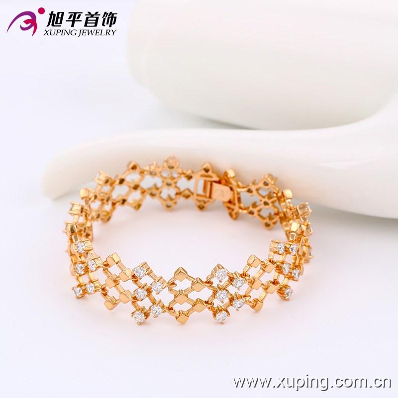 74118 cheap custom gold plated bracelets for