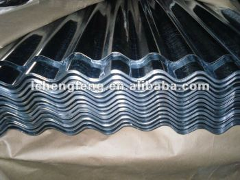 z100g hot dipped galvanized corrugated sheet