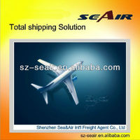 power bank air freight from Shenzhen to Belarus by Express delivery