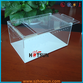China Manufacturer Wholesale Acrylic Parrot Bird Cage