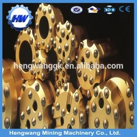 White Sintered Diamond Segment/Diamond Core Drill Bit Segment For Core Drill Bits Drilling Reinforced Concrete
