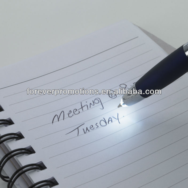 Illuminate Pen With LED Light