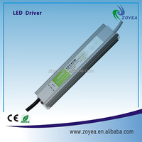 Waterproof constant current led driver 50W 1500ma