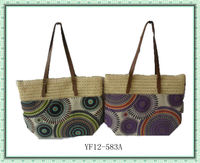 2013 latest design bags women cotton handbag