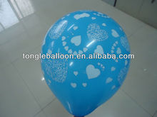 different weight cheap latex round balloons from China