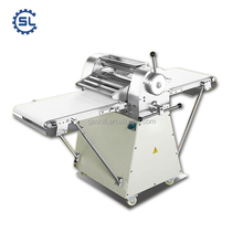 2018 China manufacturing best price floor standing Machine Automatic Dough Sheeter/Pizza Dough Sheeter Machine