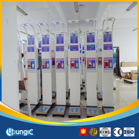 Coin Operated Weighing And Height Body Scale( BMI,Height,Weight,Blood Pressure,Pulse Rate ,Body Fat)