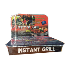 600g one time off outdoor cooking disposable instant bbq grill
