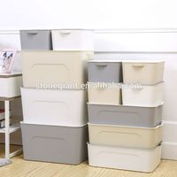 fireproof lockable compartments storage box