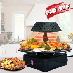 Cooking Beef in Microwave bbq grill(LY-003),hot new BBQ roaster