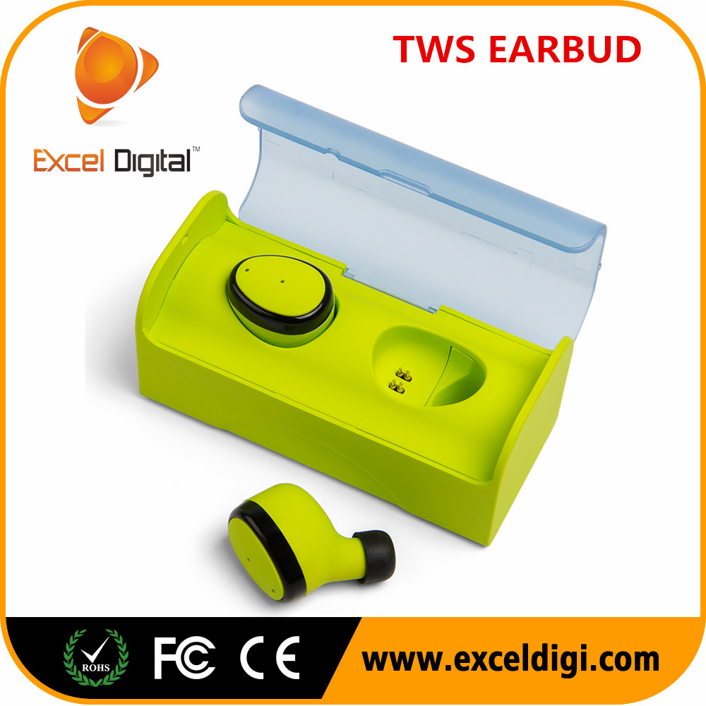 Excel Digital mini tws bluetooth earbud, support OEM/ODM