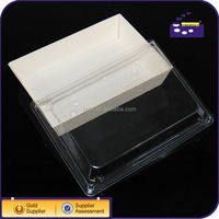 Disposable Wooden Lunch Box/Disposable Tiffin Boxes