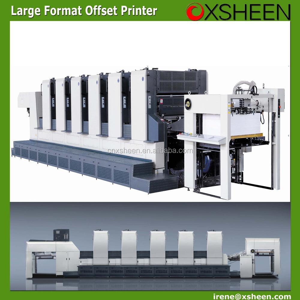 digital offset printing machine price