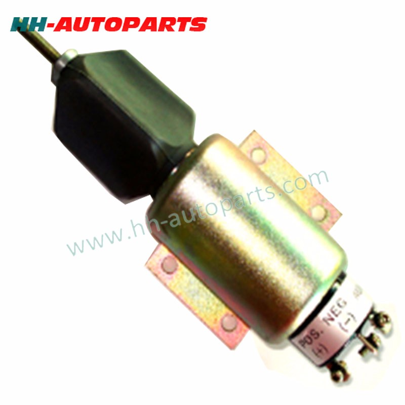 SA-4778-12 2003-12E3U1B1S1A Engine Parts 12V for Woodward Stop Solenoid