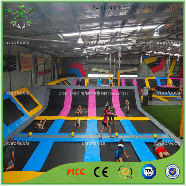 Xiaofeixia Professional Trampoline Used Gymnastics Equipment