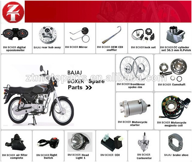 Motorcycle Parts In Delaware Mail: Bajaj Spare Parts Bajaj Pulsar Accessories Discover125