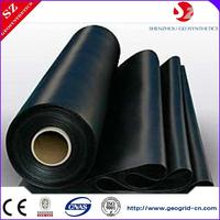 smooth HDPE LDPE geo membrane sheet Made in China
