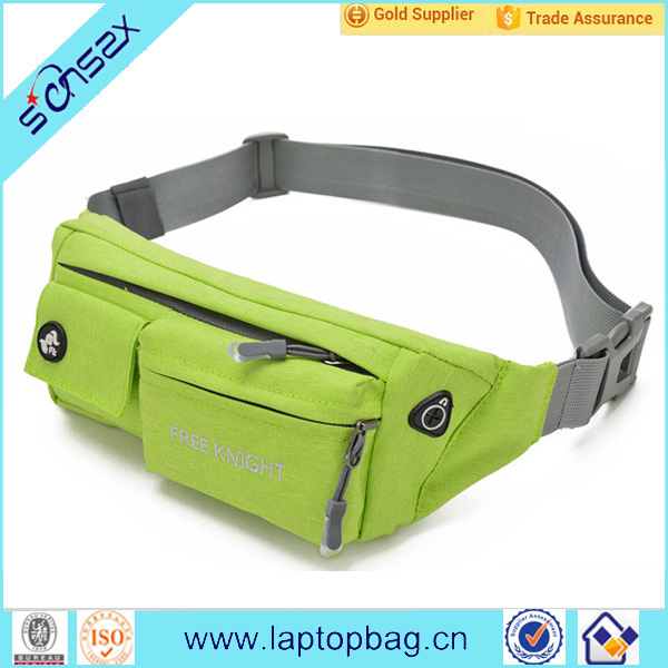 sport leisure money belt waist bags for women