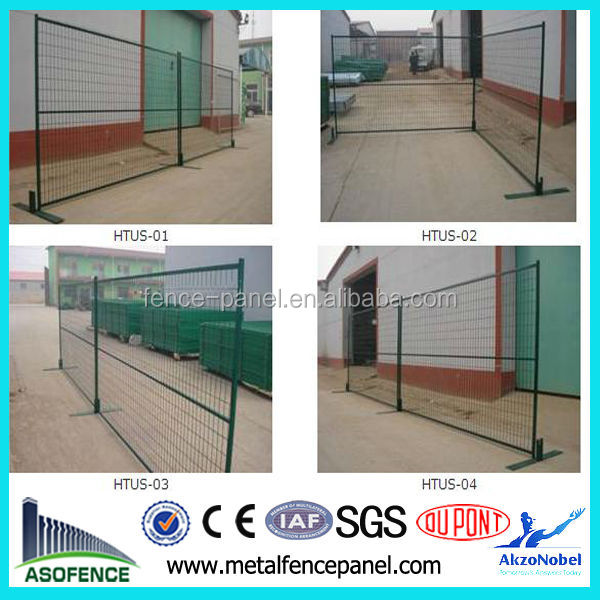 China manufacturer supply temporary fence netting