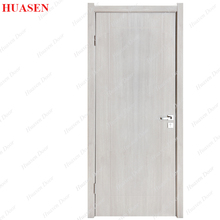 honeycomb design Single wood panel carved wood door