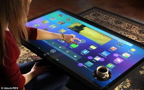 32inch 42inch 55inch multi touch screen table,restaurant/coffee /Multitouch Table