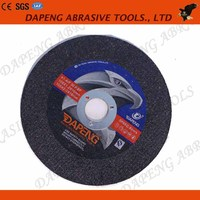 Long Life High Quality 4 Inch aluminum oxide Cutting Disc/Wheel for Metal Wood Stainless Steel