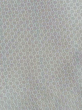 Antistatic Jacquard Prismatic Grid Fabric
