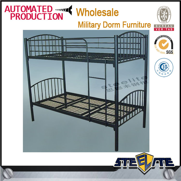 Hot Sale Metal Bunk Bed Steel Army Bunk Beds Military