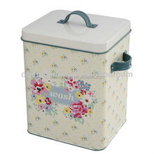 Carbon Steel Bread Bin canister storage