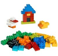 Blocks Duplo Bricks (80 Pcs)- basic brick