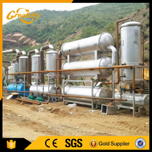 Hot sale oil refining equipment product line price