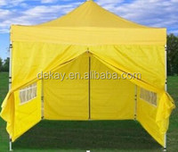 Canopy Tent With 4 Free Sidewalls