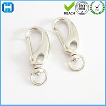Wholesale Lobster Swivel Snap Trigger Clips Metal Snap Hook for bags