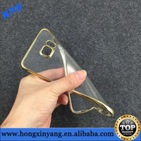 Ultra Slim Lightweight Electroplate Plating TPU Cases
