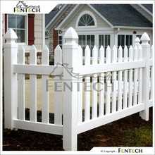 Widely Used White Used Vinyl Fence,Cheap Yard Fencing