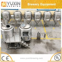 Craft Beer Brewing Brewery Equipment With