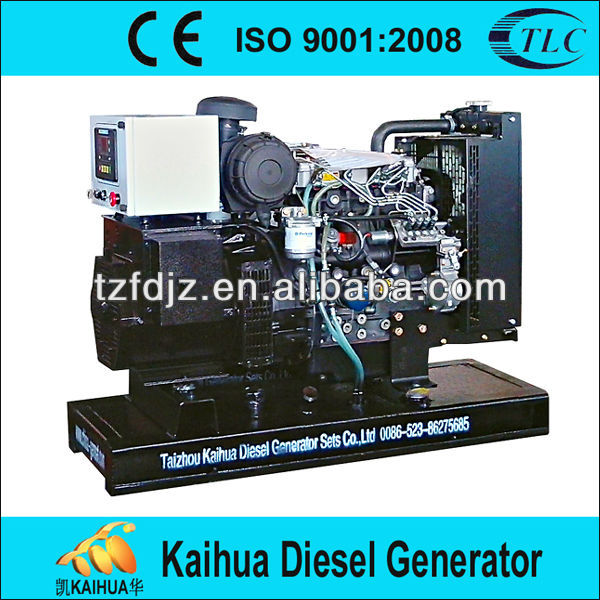 45KVA power by Perkins diesel generator