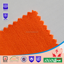300g CN 88/12 inherently cotton nylon fabric for firefighter uniform