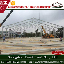 Outdoor works tent opacity customized size and color Guangzhou factory tent