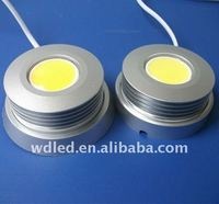 Buy 1W led cabinet down light LED PUCK LIGHT FT-301A-1WTUTURE ...