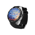 wifi gps 3g android smartwatch smart watch in mobile phone